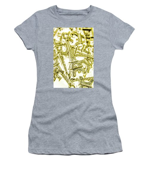 In French Forms Women's T-Shirt