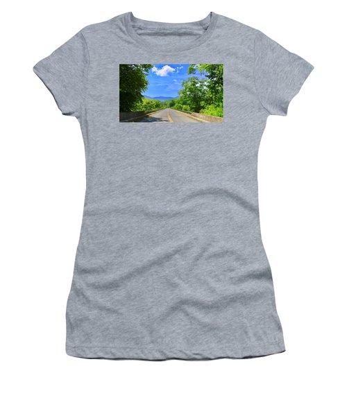 James River Bridge, Blue Ridge Parkway, Va. Women's T-Shirt