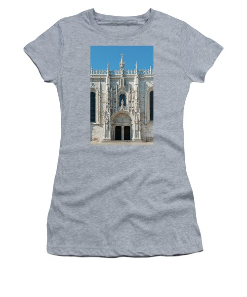 Jeronimos Monastery, Portugal Women's T-Shirt