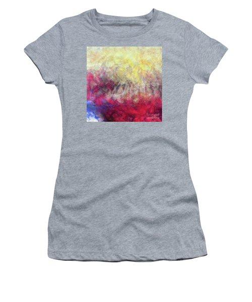 Jesus Christ, Rose Of Sharon. Song Of Solomon 2 1 Women's T-Shirt