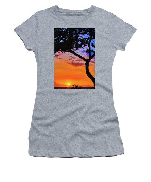 Just Another Kona Sunset Women's T-Shirt