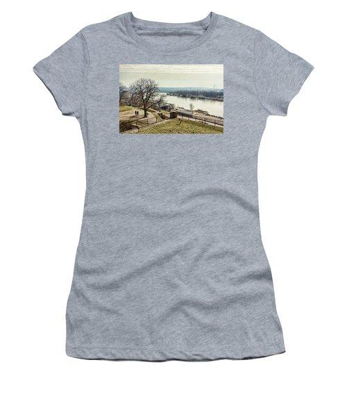 Kalemegdan Park Fortress In Belgrade Women's T-Shirt