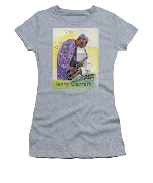 Kenny Garrett Women's T-Shirt