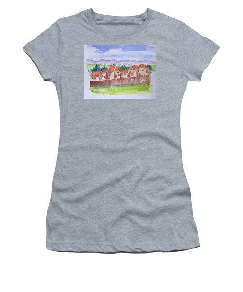 Laguna Del Sol Row Houses Women's T-Shirt