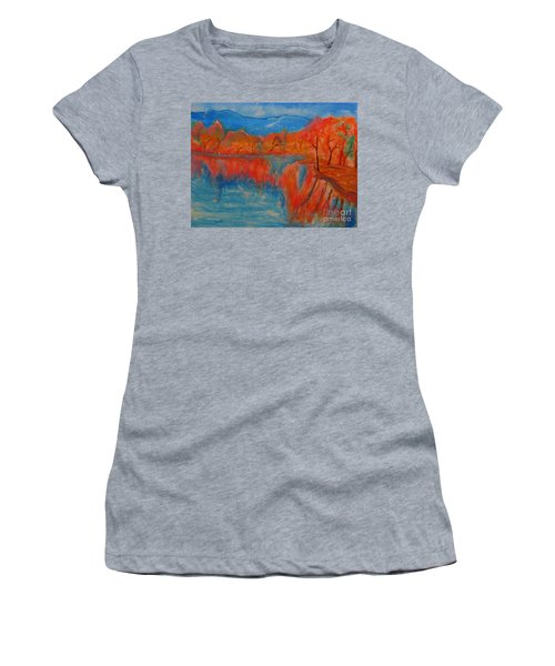 Lake Mirror Women's T-Shirt