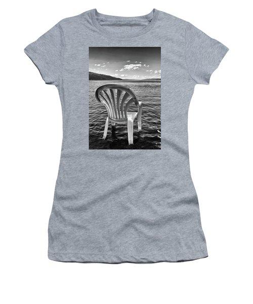 Lakeside Waiting Room Women's T-Shirt