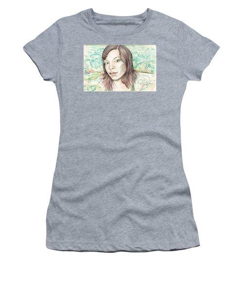 Laser Women's T-Shirt