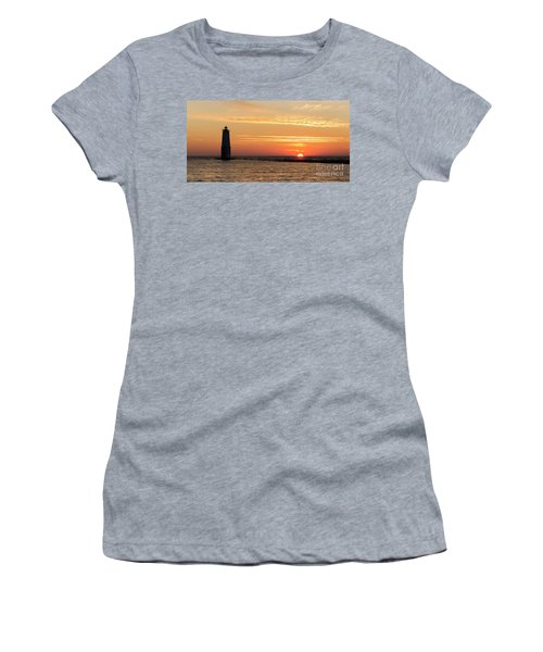 Last Light In Winter Women's T-Shirt