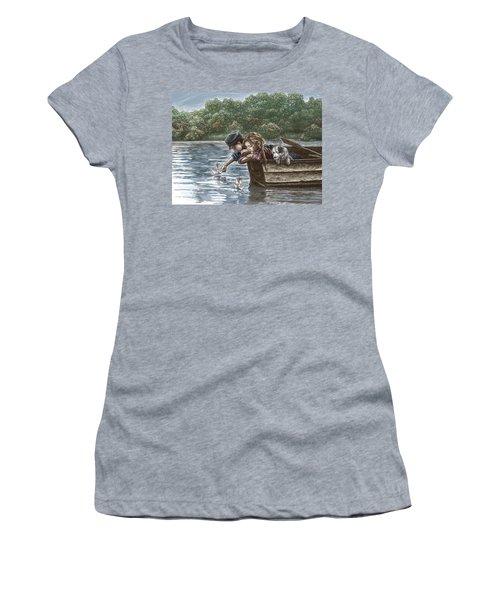 Launching Dreams Women's T-Shirt