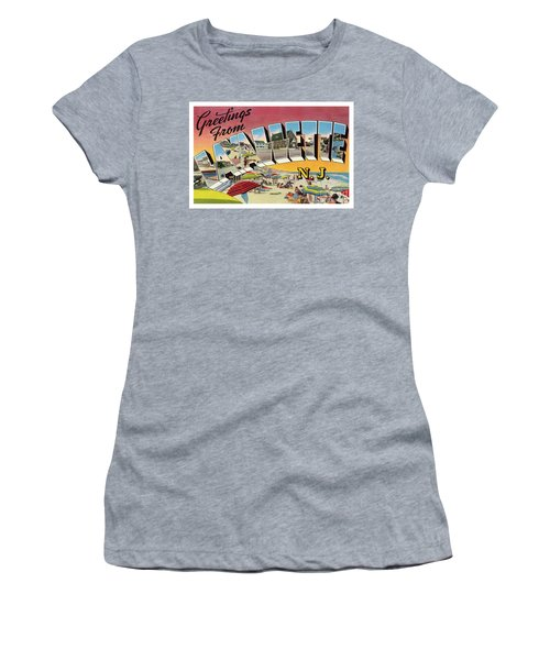 Lavallette Greetings Women's T-Shirt
