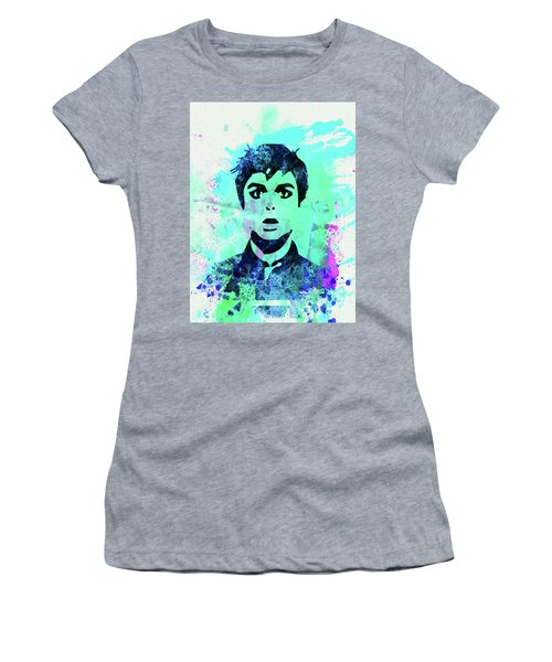Legendary Green Day Watercolor Women's T-Shirt