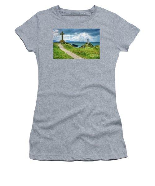 Llanddwyn Island Women's T-Shirt