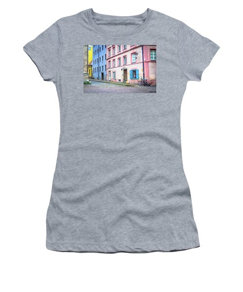 Lonely Bicycle Women's T-Shirt