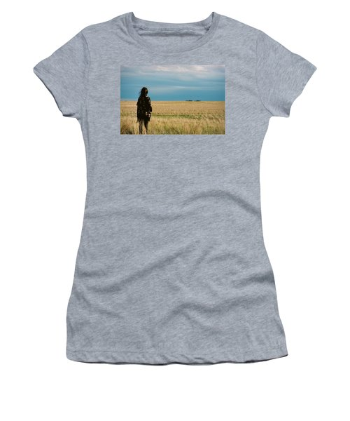 Look To The West Women's T-Shirt