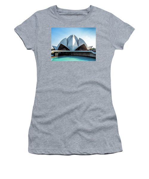 Lotus Temple Women's T-Shirt