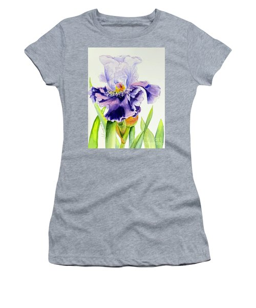 Lovely Iris Women's T-Shirt