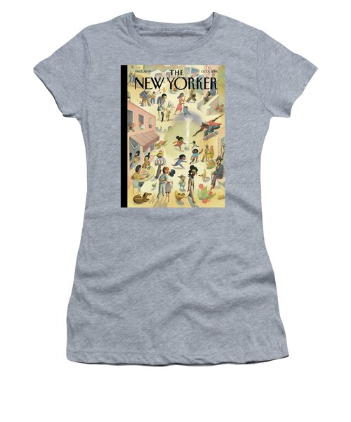 Lower East Side Women's T-Shirt