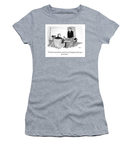 Lunch From Home Women's T-Shirt