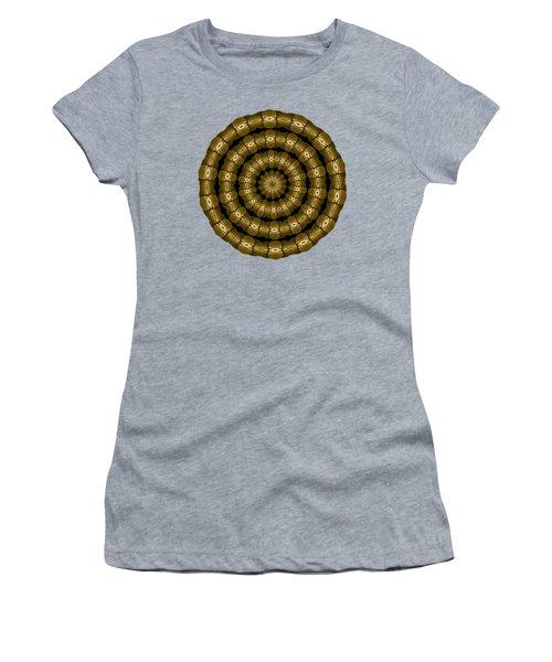 Magic Brass Rings For Apparel Women's T-Shirt