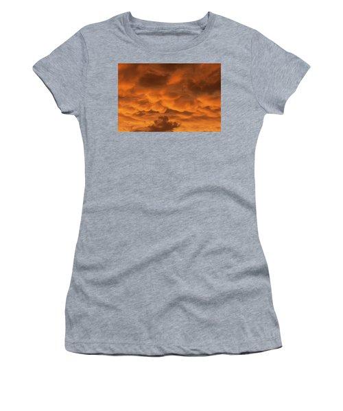 Mammatus Clouds Women's T-Shirt