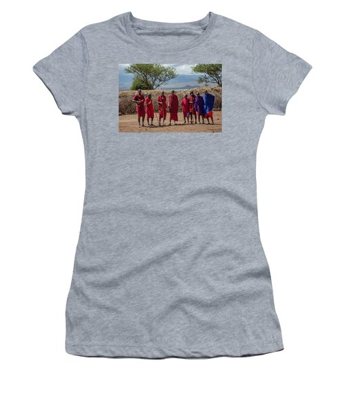 Maasai Men Women's T-Shirt