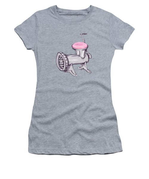 Meat Grinder Women's T-Shirt