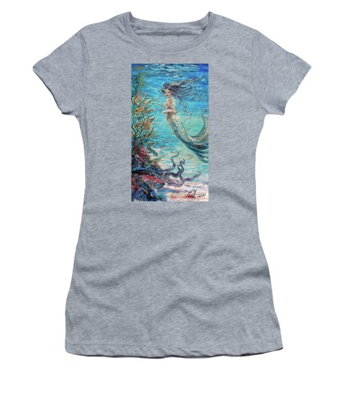 Mermaid Neighbors Women's T-Shirt