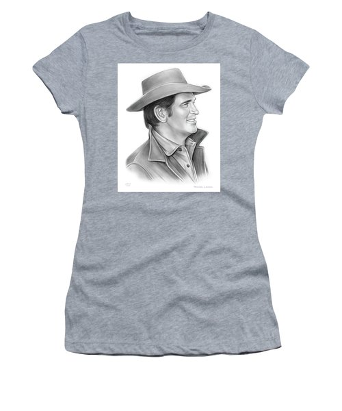 Michael Landon Women's T-Shirt