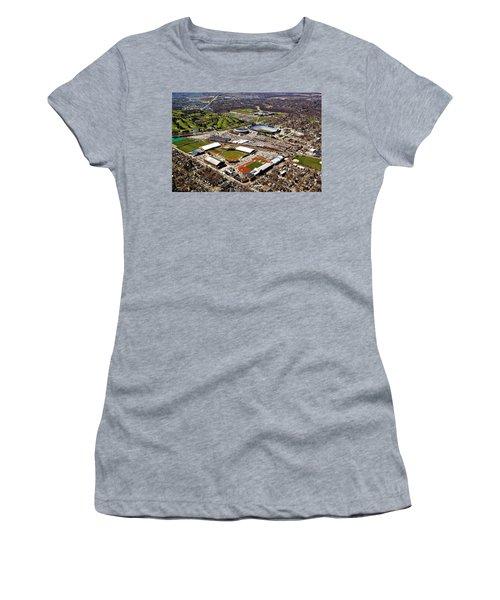 Michigan Stadium Women's T-Shirt