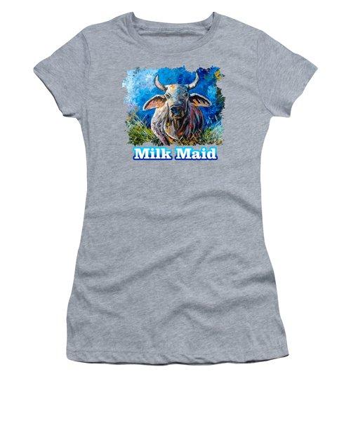Milk Maid Women's T-Shirt