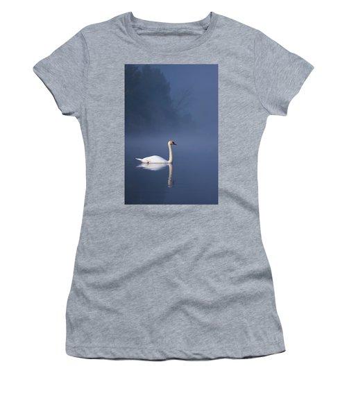 Misty River Swan 2 Women's T-Shirt