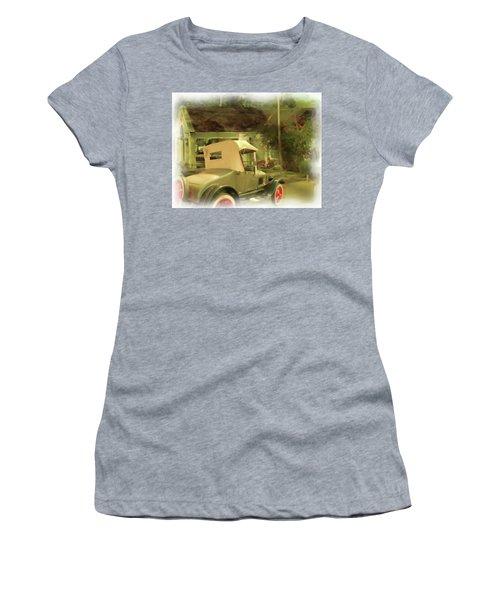 Model T In Barbados Women's T-Shirt