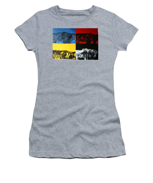Mooving Out Of Our Land Women's T-Shirt