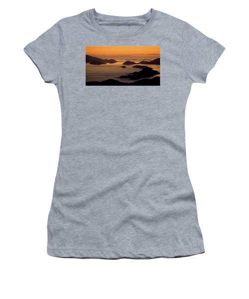 Morning Islands Women's T-Shirt