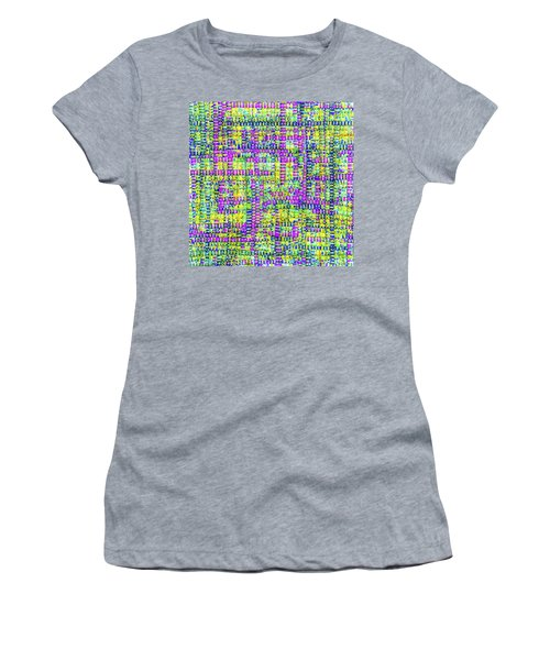Mosaic Tapestry 2 Women's T-Shirt