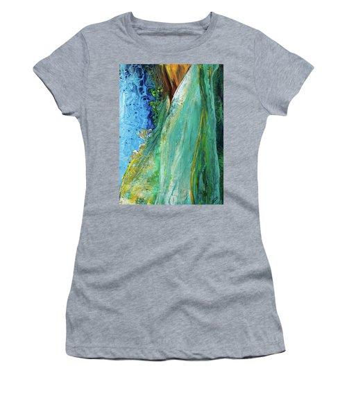 Mother Nature - Portrait View Women's T-Shirt