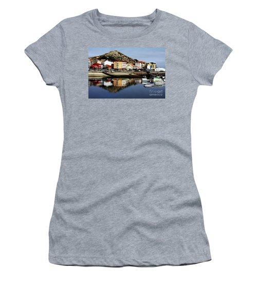 Muxia Camino Reflections Women's T-Shirt