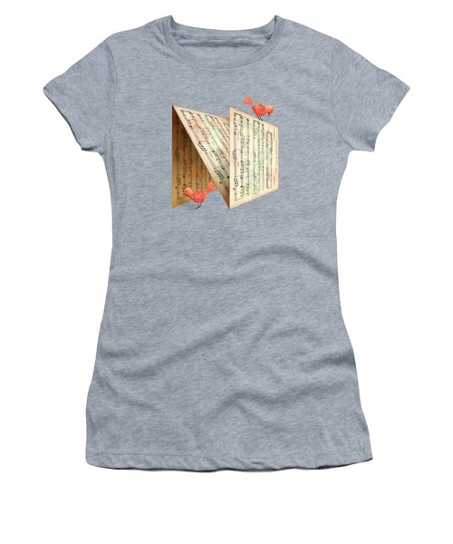 N Is For Notes Women's T-Shirt