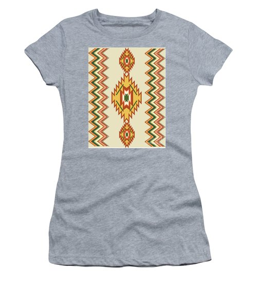Native American Rug Women's T-Shirt
