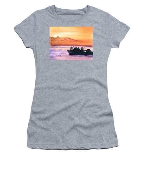 Near Panama Canal Women's T-Shirt