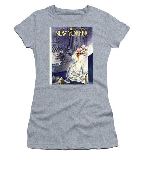 New Yorker April 20th 1946 Women's T-Shirt