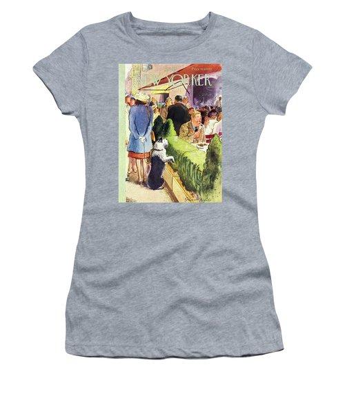 New Yorker August 17th 1946 Women's T-Shirt