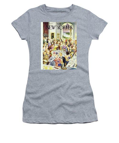 New Yorker June 28th 1947 Women's T-Shirt