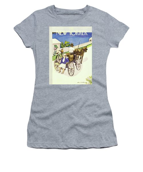 New Yorker May 4th 1946 Women's T-Shirt