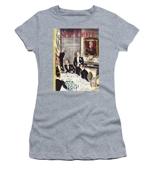 New Yorker November 2nd 1935 Women's T-Shirt