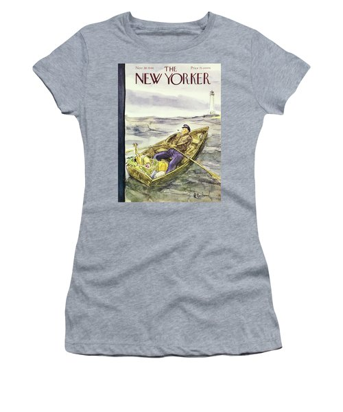 New Yorker November 30th 1946 Women's T-Shirt
