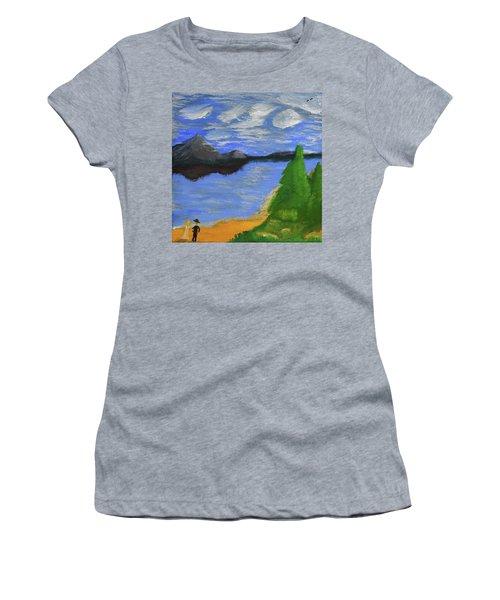 Newlywed Serenity  Women's T-Shirt