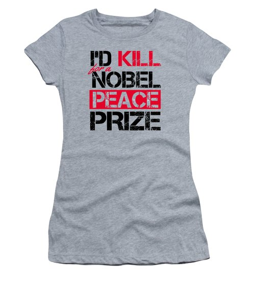 Nobel Prize Women's T-Shirt