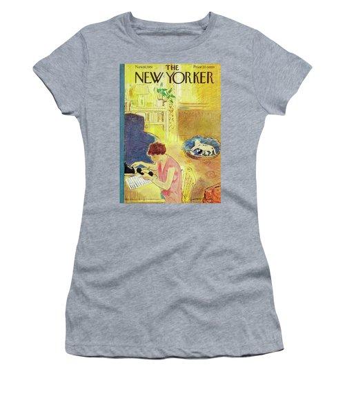 New Yorker November 10, 1951 Women's T-Shirt