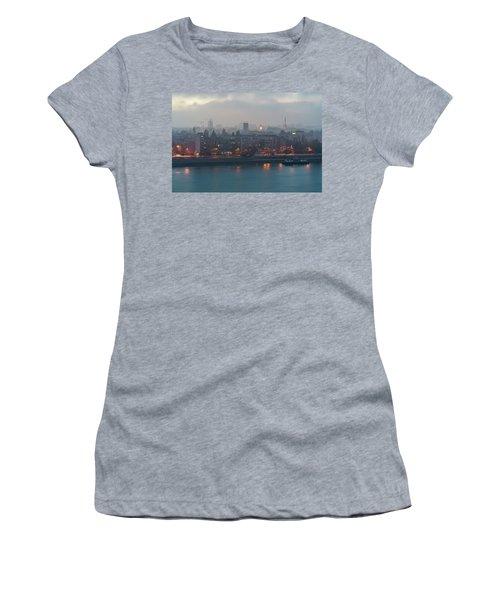 Novi Sad Night Cityscape Women's T-Shirt